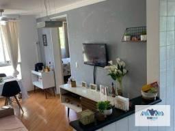 Lindo Apartamento com 2 dormitórios para alugar, NEO BARRETO  60 m² por R$ 1.100/mês - Bar
