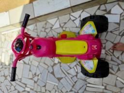 Título do anúncio: Moto Elétrica Infantil bandeirante xt3 feminina