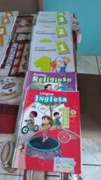 Livros 1° ano escola adventista