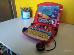 Relâmpago Macquen jogo eletrônico Learning Laptop