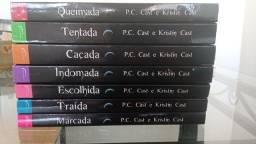 Livros da Coleção House of Night