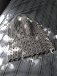 Capa crochê para bambona de água