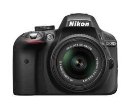 Título do anúncio: Câmera Nikon D3300