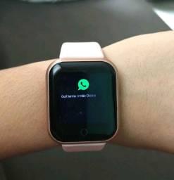 Relogio Smartwatch Rosê