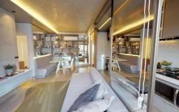 Apartamento de 2 suítes com 76m² no Setor Oeste em Goiânia