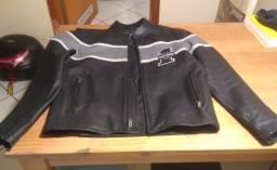 Jaqueta original Harley Davidson de couro legítimo