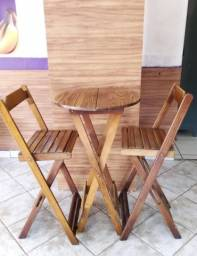 Bistrô 2 cadeiras