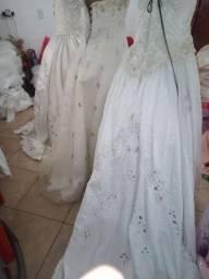 Título do anúncio: Vendo lote vestidos de noiva