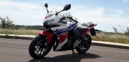 Título do anúncio: Honda CBR 500R 2016 km 9000
