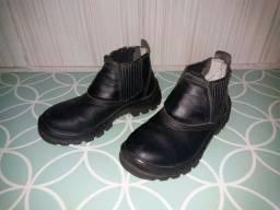 Sapato IPI novo 3 pares NÚMERO 37