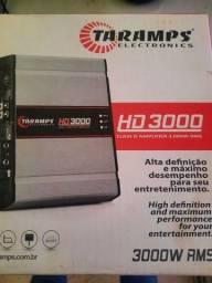 Título do anúncio: TARAMPS HD3000 E T400
