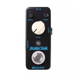Pedal Mooer Blues Crab Blues Drive