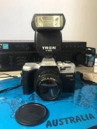 Máquina Fotográfica Yashica 2000n