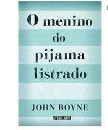 Título do anúncio: Livro O menino do pijama listrado