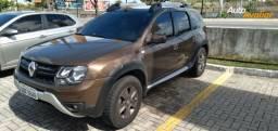 Renault Duster 2.0 Dynamique 4X4 15-16 Marrom