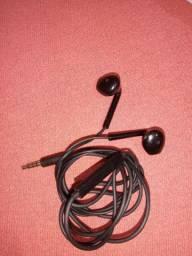 Fones de ouvido da Motorola