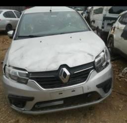 Sucata Renault Logan 2020
