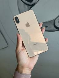 iPhone XS Max 64GB gold (perfeito estado )
