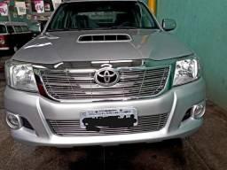 Hilux srv 2013/2013 aut 4x4 diesel - 2013