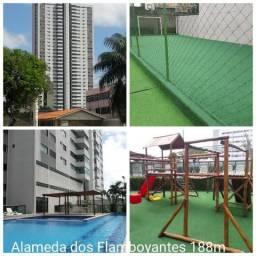 Apartamento Torreão Edf Alameda Flamboyants - Zona Norte de Recife