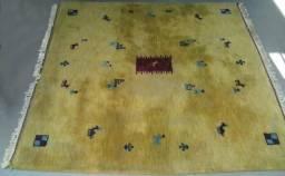 Tapete Pura Lã Importado