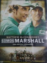 FIlme Somos marshall+ 2 filmes