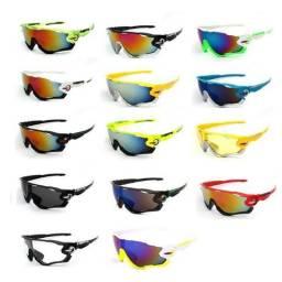 Óculos Ciclismo Estilo Jawbreaker Mtb Speed 3 unidades