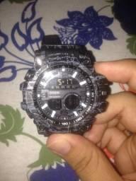 Vendo relógio usado 1 vez
