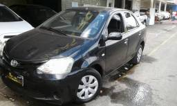 Etios 1.5 xs o mais novo de Aracaju com pneus novos - 2013