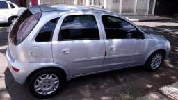 Gm - Chevrolet Corsa hatch prata 2009 valor 20 mil - 2008