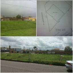 446m2 esquina independência Distrito industrial