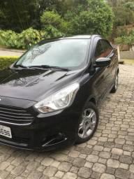 Ford KA Sedan SEL 1.5 2015 Top de Linha - 2015