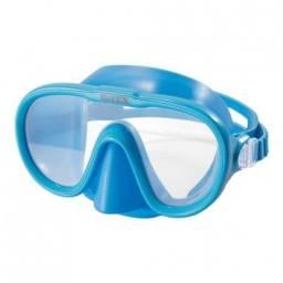 Máscara Visão Marítima. Mergulho Ou Natação. Para Lagoa Praia E Piscina