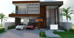 Lidera Imob - Casa no Papagaio, 4 Suítes, Piscina, Área Gourmet, para Venda, Condomínio Am