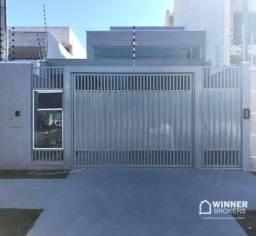 Casa com 3 dormitórios à venda, 105 m² por R$ 480.000 - Jardim Real - Maringá/PR