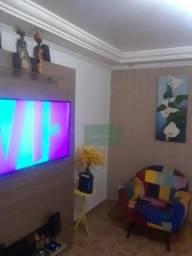 Apartamento a venda, Bairro Padre Anchieta,2 dorm. 48 m² por R$ 89.900 - Campinas/SP