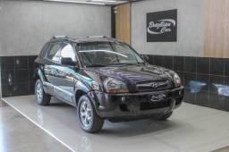 TUCSON 2011/2012 2.0 MPFI GLS 16V 143CV 2WD GASOLINA 4P AUTOMÁTICO