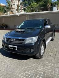 Toyota Hilux CD 4x4 SRV Diesel - 2013