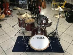 Bateria acústica Nell