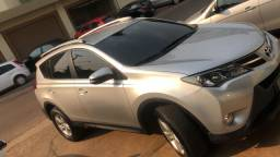 Rav 4 2013 4x2 fip 67000 carro sinistrado - 2013
