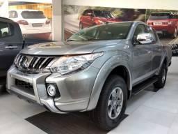 Mitsubishi l200 triton 2.4 16v turbo diesel sport hpe cd 4p 4x4 automático - 2020