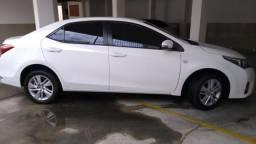 Toyota corolla gli upper 1.8 completo impecável - 2016