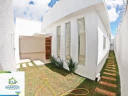 Casa no Anápolis City, 4 quartos sendo 3 suítes, 360 m² / Imóvel novo, nunca habitado