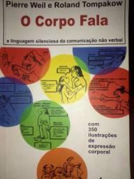 Livro O Corpo Fala de Pierre Weil e Roland Tompakow
