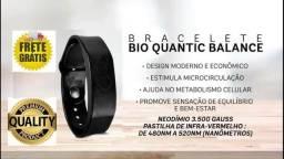 Título do anúncio: Pulseira Bracelete Bio Quantic azul De 199 Por 30