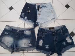 Shorts Tamanho 40