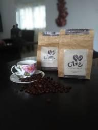 Café 100% Árábico (250gr) - Torrado e Moído - Piatã/BA