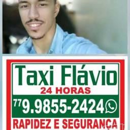 Táxi Flávio (rapidez e segurança)