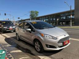 New Fiesta 2015 com GNV, financiamento sem entrada