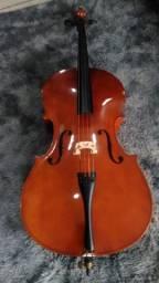 Cello Jahnke 4/4 top!!